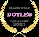 Family Law - Rising Star - 2021